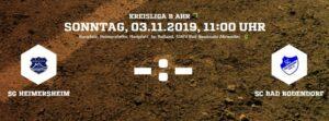 Teaser Heimersheim Scb 031119