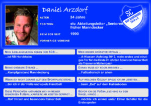 Arzdorf Daniel Scb Steckbrief 281220