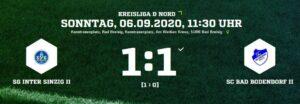 Teaser Inter Sinzig2 Scb2 060920