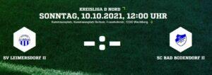Teaser Leimersdorf Scbii 101021