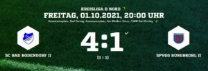 Teaser Scbii Burgbrohl Ii 041021 Ergebnis