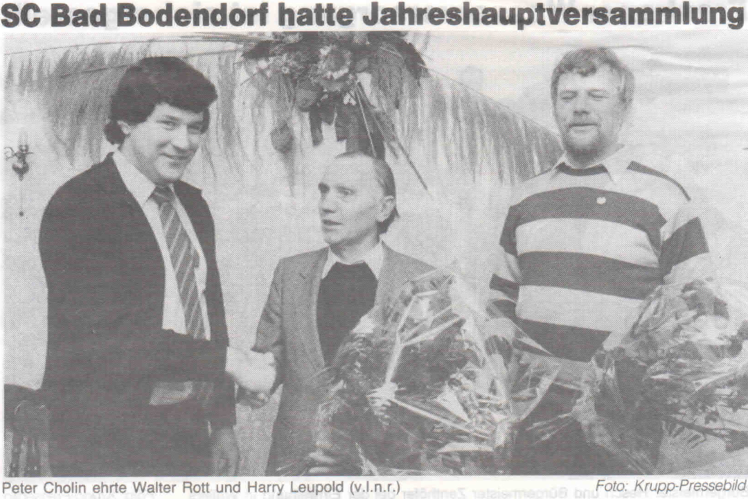 Jhv 1984 Cholin Rott Leupold