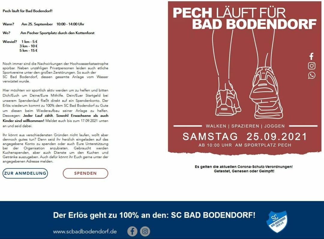 Pech Laeuft Fuer Scb 070921
