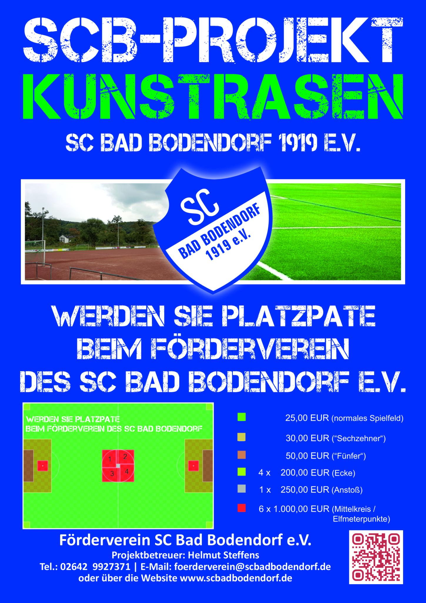Scb Plakat Kunstrasenpatenschaft 100521 A4