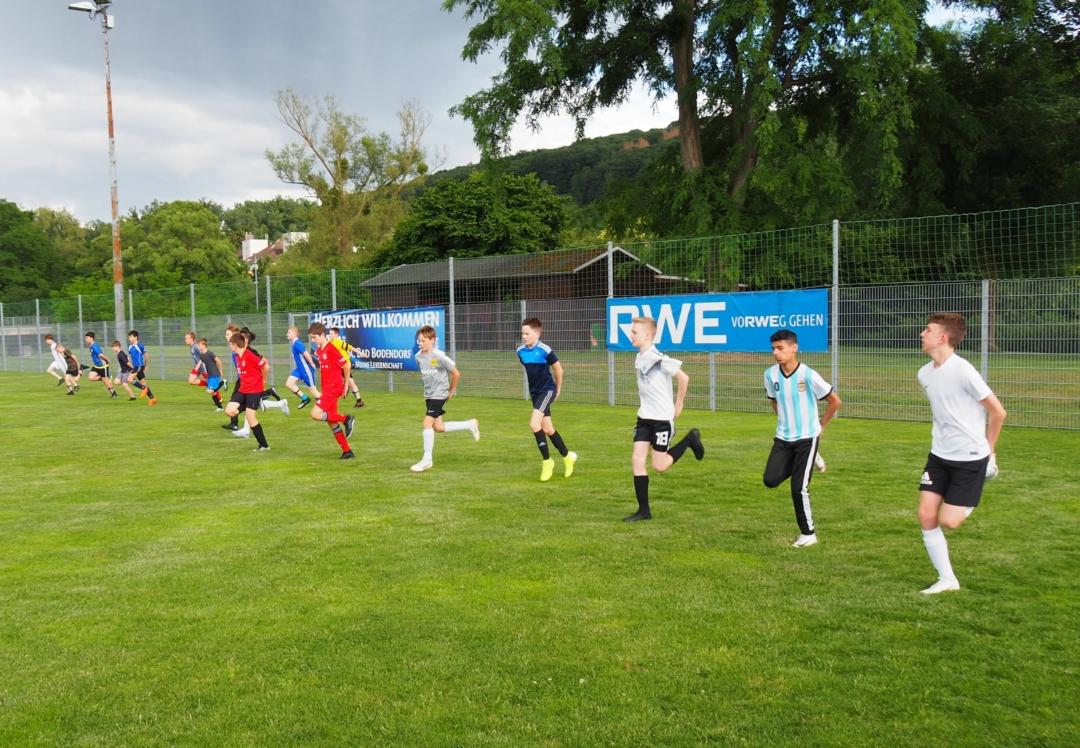 Training C Jugend 180620 00