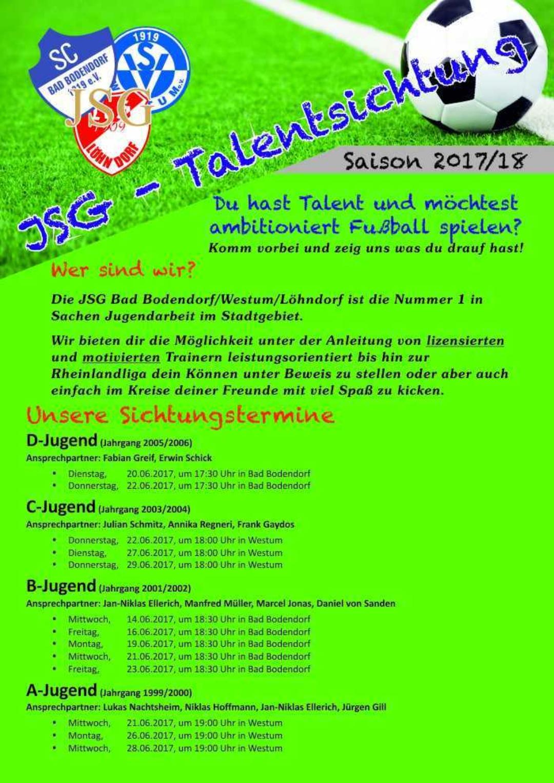 Jsg Talentsichtung 2017 140617