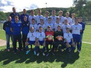B1 Jugend Saison2017 18 090917