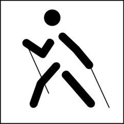 Clipart Nordic Walking Kostenlos