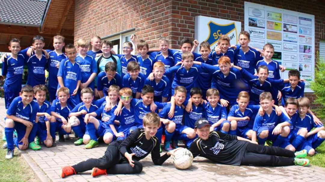 Jugendsportfest 2014