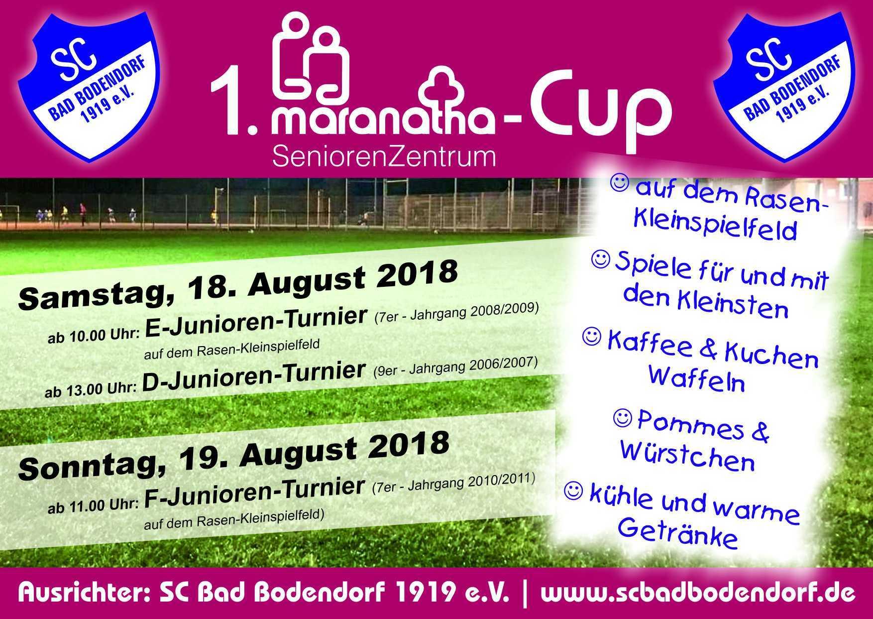 1 Maranatha Cup 18 190818 120718