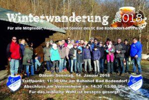 Winterwanderung Am 140118 081217