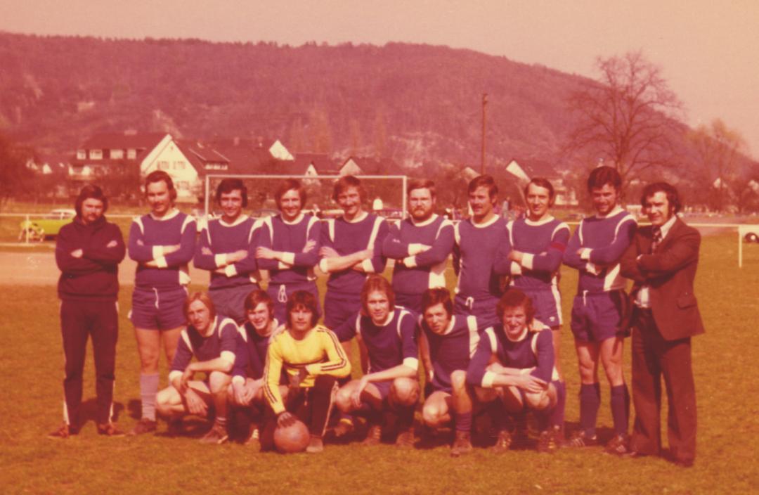 1 Mannschaft 1976
