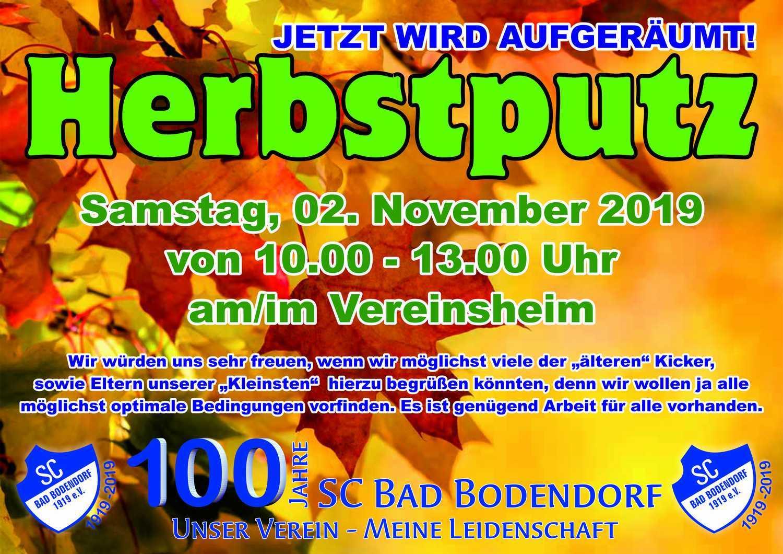 Teaser Herbstputz 021119
