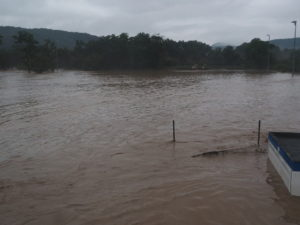 Scb Hochwasser 150721 Beitzel 1 Höchststand