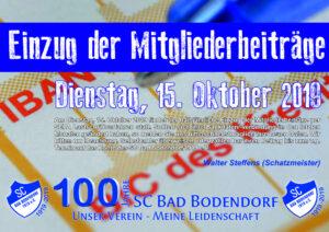 Teaser Einzug Mitgliederbeiträge A4 151019