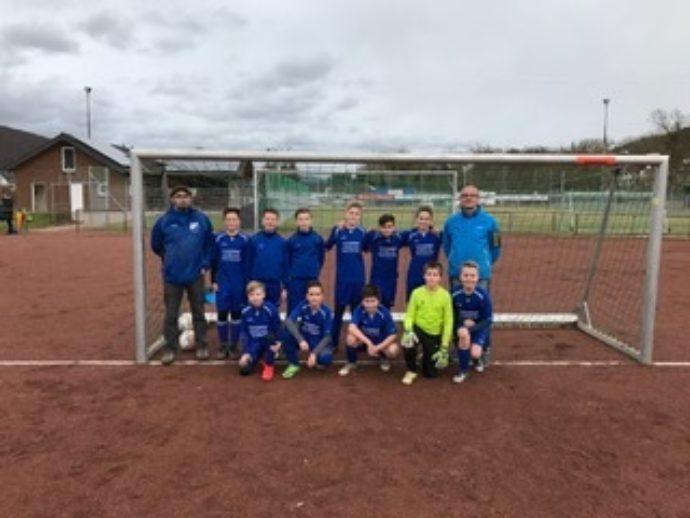 D1-Jugend Saison 16-17
