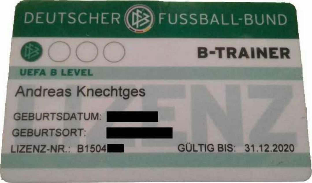 Knechtges Andreas Lizenz B Trainer 190617